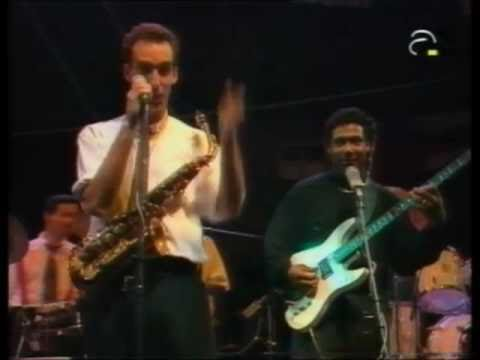 Lounge Lizards & John Lurie - Tarantella 1989