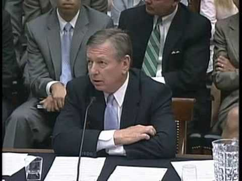 Rep. Cohen Questions Former Attorney General John Ashcroft