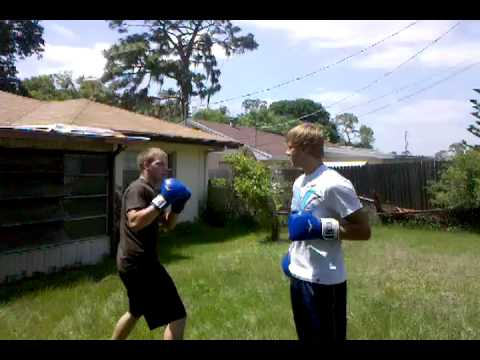 kyle harmon 39 s backyard brawl youtube