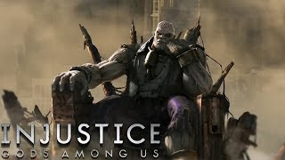 Injustice: Gods Among Us - Solomon Grundy - Classic Battles On Very Hard (No Matches Lost)
