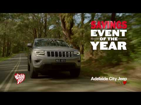 Adelaide City Jeep TV Commercial