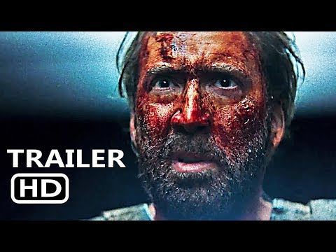 MANDY Official Trailer (2018) Nicolas Cage