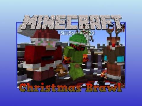 Скачать карту christmas brawl