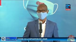 "'Pr Seydi: ""Les dangers de la Stigmatisation"""