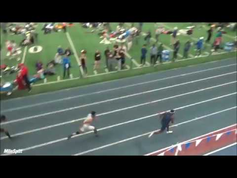 Eric Allen Runs 20.91 At UK High School Invitational