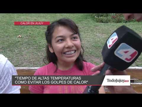 Calor en Jujuy: ¿cómo prevenís tu salud?