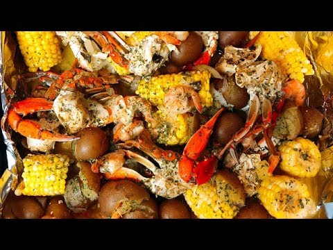HOW TO MAKE INSTANT POT  Seafood Boil