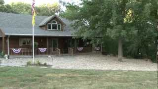 Kansas land for sale and home