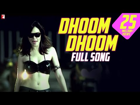 Dhoom Dhoom - Full Song | Dhoom | Tata Young | Abhishek | Uday | John