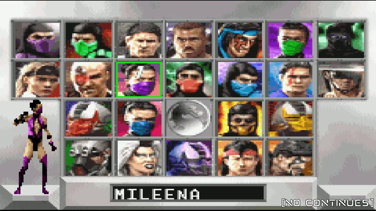 Mortal Kombat Advance (Gameboy)