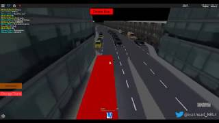 ROBLOX | London & South Bus Simulator V7.1 | Route 507: Victoria to Waterloo
