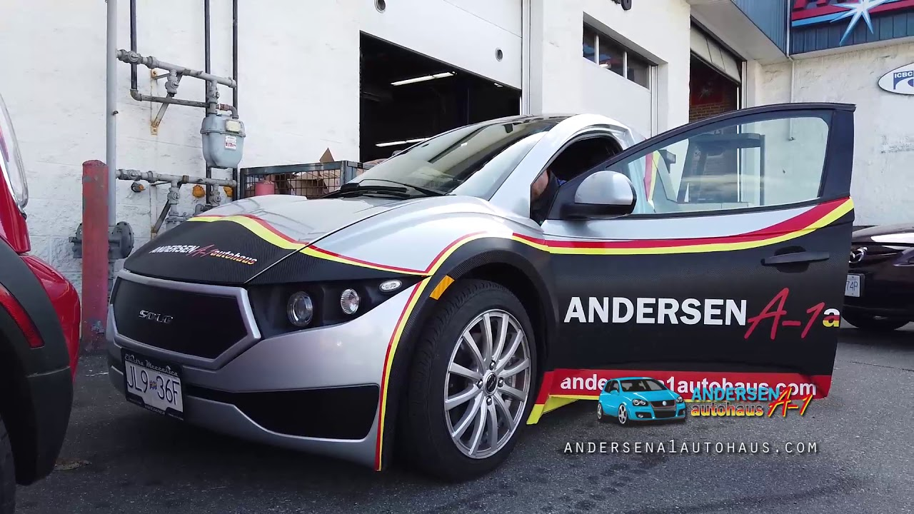 Andersen A1 Autohaus - Langley Auto Repairs Shop and ...