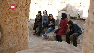 زيارة لمنطقة عراق الأمير الأثرية