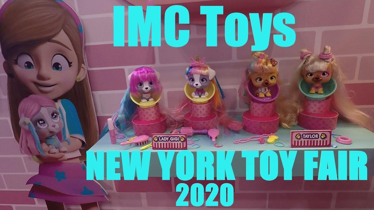 Toy Fair 2020 Imc Toys New Vip Pets Cry Babies Cry Babies Magic Tears Youtube