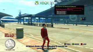 GTA IV Freeze And Defend Mod Menu XxStormsnoutxX (TBOGT)