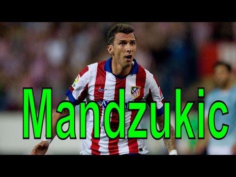 Club career of striker Mandzukic