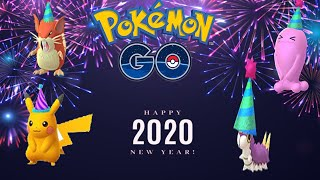Pokemon go New Year update 2020 & More  New GEN 5 Wave