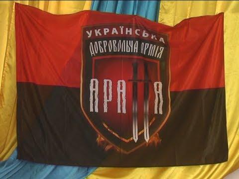 Поділля-центр: Бійці Української добровольчої армії відвідали Хмельницький ліцей 17