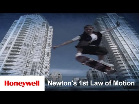Newtons 1st Law of Motion Music   Corporate Citizenship  Honeywell