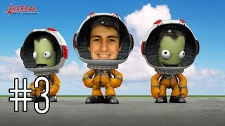 SimonOxfPhys plays Kerbal Space Program #3: Solid rocket boosters!