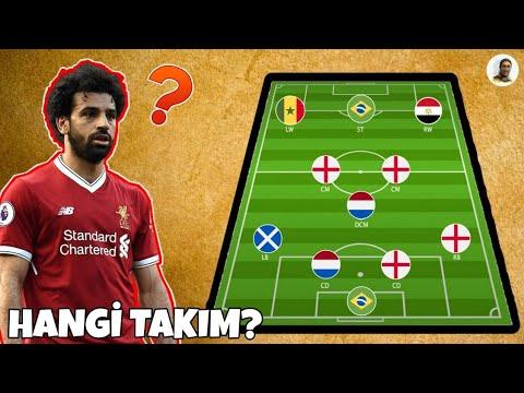 Futbolcuların Ülkesini Tahmin Edebilir Misin? - Futbol Bulmacası