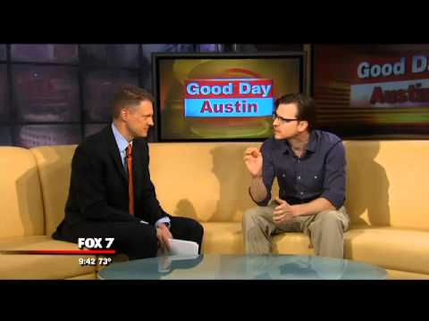 Kevin Rankin talks on FOX 7 about
