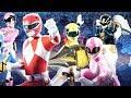 Colorful Game - Shooting Power Rangers - Green Power Rangers - Kids Cartoon