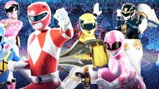 Colorful Game - Shooting Power Rangers - Green Power Rangers - Kids Cartoon