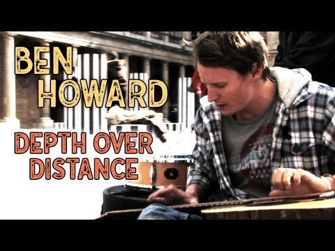 Ben Howard - Depth Over Distance Acoustic Session 2010