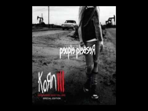 Korn-People Pleaser