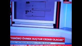 Terörü sosyal medyada övmek suç terörü övmek suç başbakan BİNALİ YILDIRIM Dan  açıklama