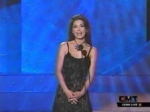 Shania Twain  2003 Canadian Country Music Awards