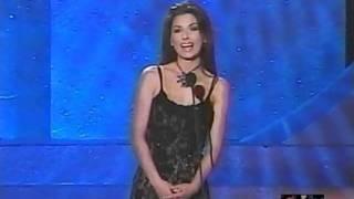 Shania Twain - 2003 Canadian Country Music Awards