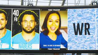 Seal Team CBS LA Chargers Player Introduction Full video