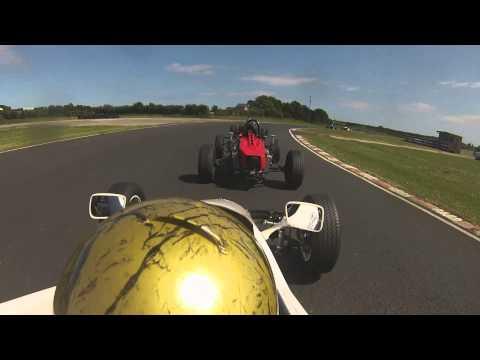 Crowne Plaza Dundalk Irish Formula Vee Championship 2014- Round 5- Final
