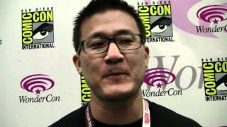 SUPERMAN SUPERSITE PRESENTS - Rennie Cowan Interviews Director Michael Chang By Rennie Cowan