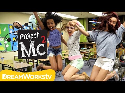 Behind the Scenes Sing-Along | Project Mc²