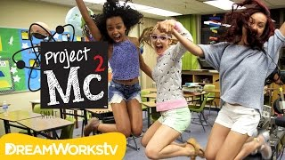 Video Behind the Scenes Sing-Along | Project Mc² download MP3, 3GP, MP4, WEBM, AVI, FLV Juli 2018