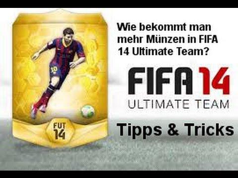 Wie Bekommt Man Mehr Münzen In Fifa 14 Ultimate Team Tipps
