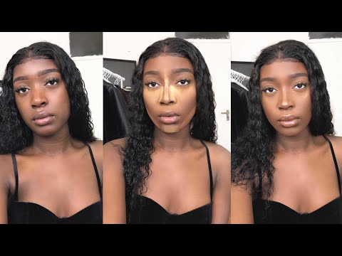 HOW TO HIGHLIGHT AND CONTOUR AND GET NO FLASHBACK