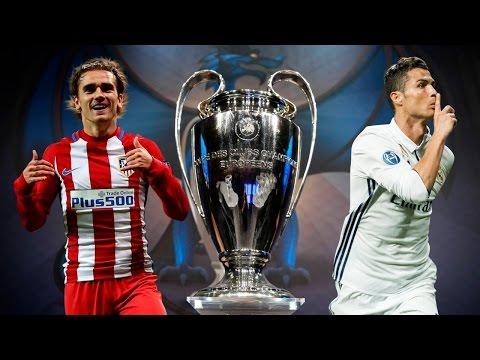PREVIA ATLÉTICO DE MADRID vs REAL MADRID - SEMIFINAL UEFA CHAMPIONS LEAGUE - 동영상