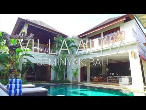 Villa Aliya - Seminyak, Bali