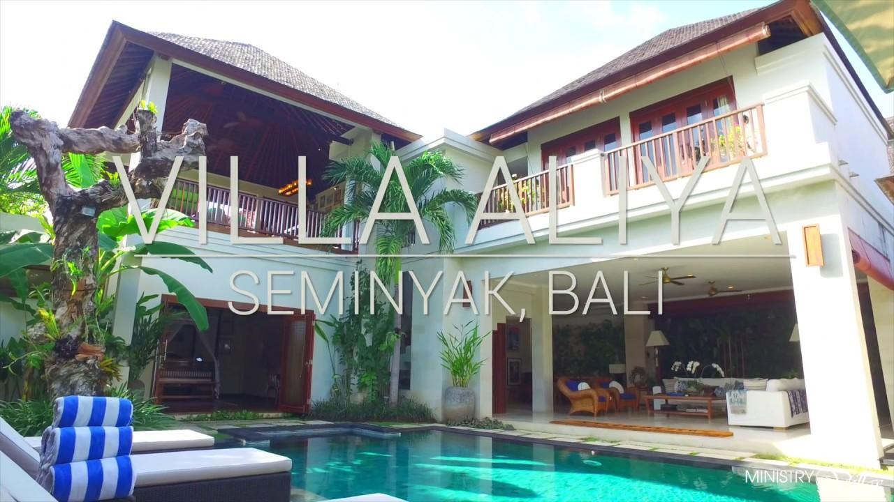 Villa Aliya Seminyak Bali
