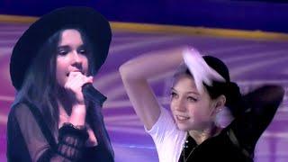 Мария Панюкова 12 лет Александра Трусова 15 лет Unstoppable