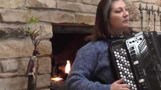 Берегись автомобиля вальс Michigan accordion player