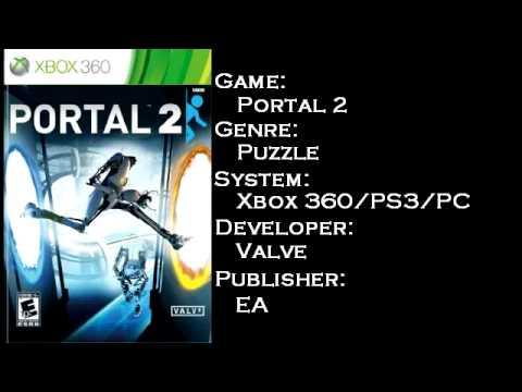Portal 2 (360/PS3/PC) - Hidden Channel Anole Review