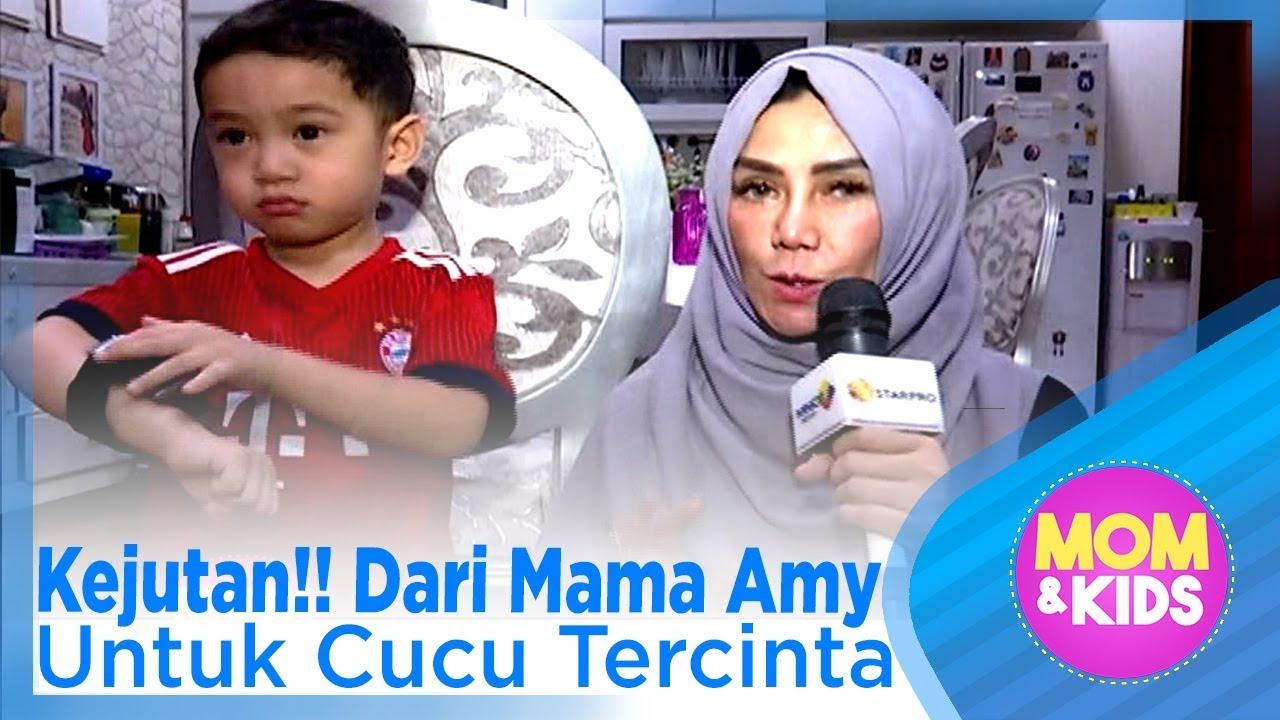 Kejutan!! Mama Amy Kasih Kejutan Untuk Cucu-Cucu Tercinta – MOM & KIDS EPS 72 ( 1/3 )