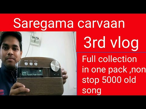 Download 5000 Old Songs Saregama Carvaan Full Collection