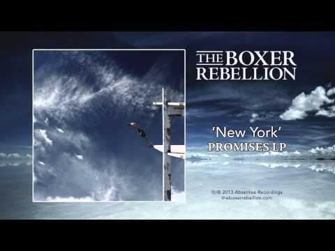 Клип The Boxer Rebellion - New York