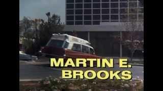 1970 Cadillac Superior Ambulance, Vintage, Responding